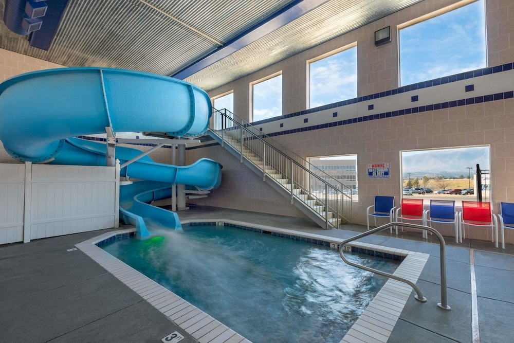 Pool, Baymont by Wyndham Colorado Springs