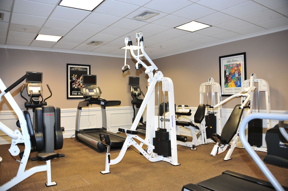 Gym, Fort Magruder Hotel Trademark Collection by Wyndham