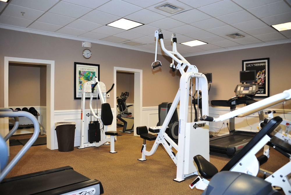 Fitness Facility, Fort Magruder Hotel Trademark Collection by Wyndham