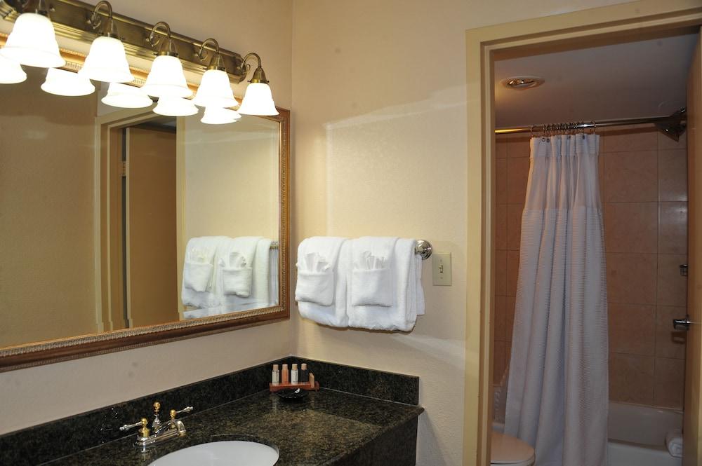 Bathroom, Fort Magruder Hotel Trademark Collection by Wyndham