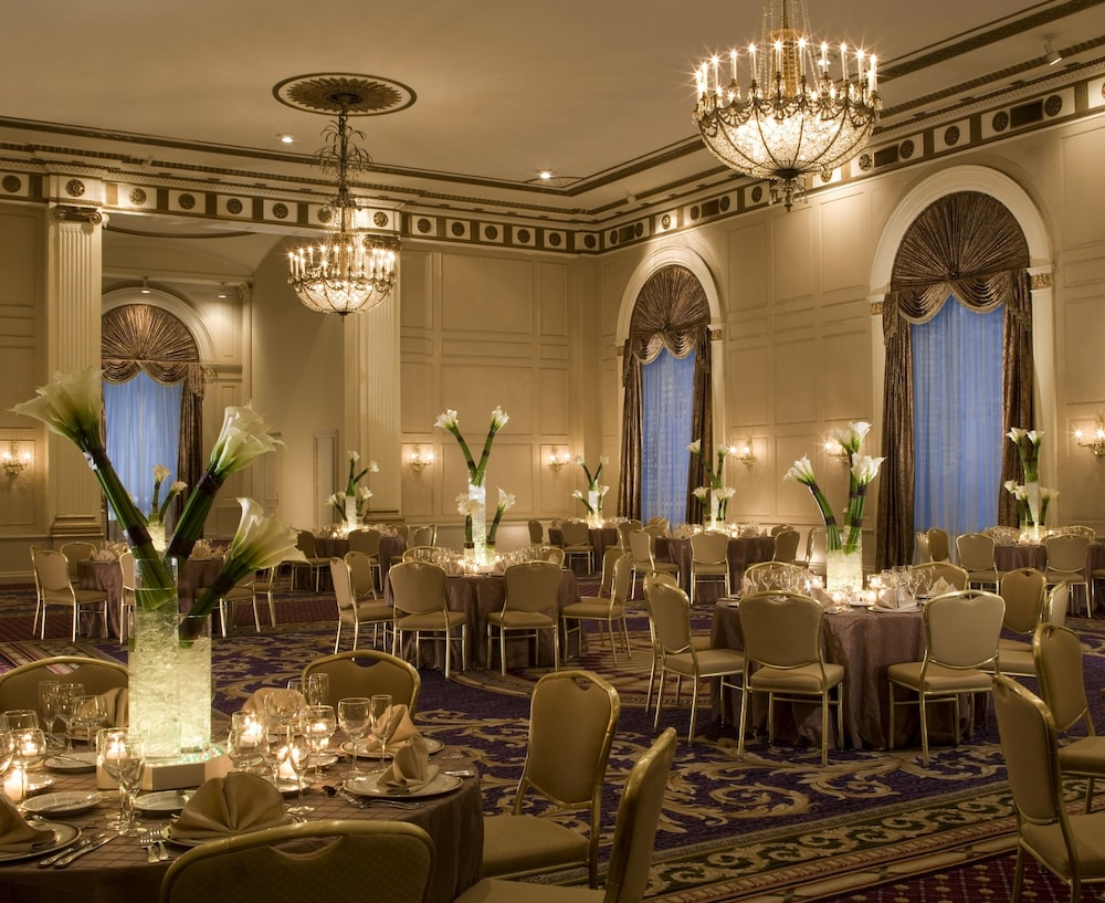 Banquet Hall, The Roosevelt Hotel, New York City