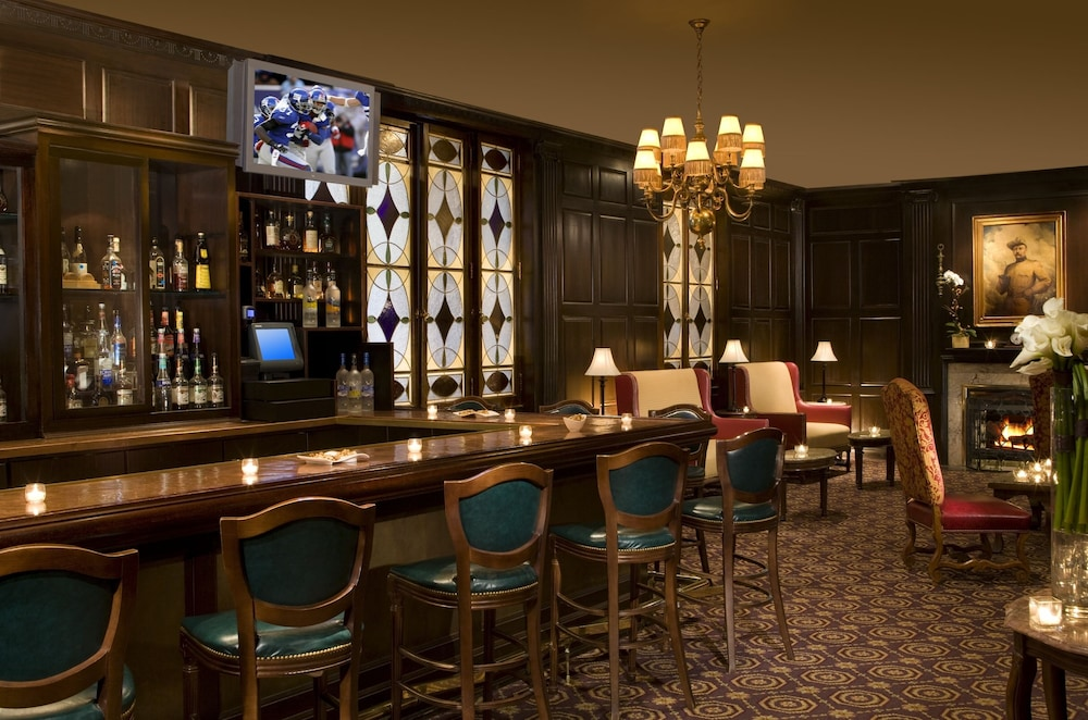 Food and Drink, The Roosevelt Hotel, New York City