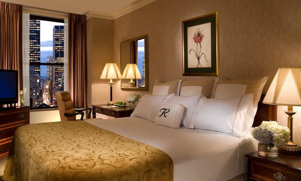 Room, The Roosevelt Hotel, New York City