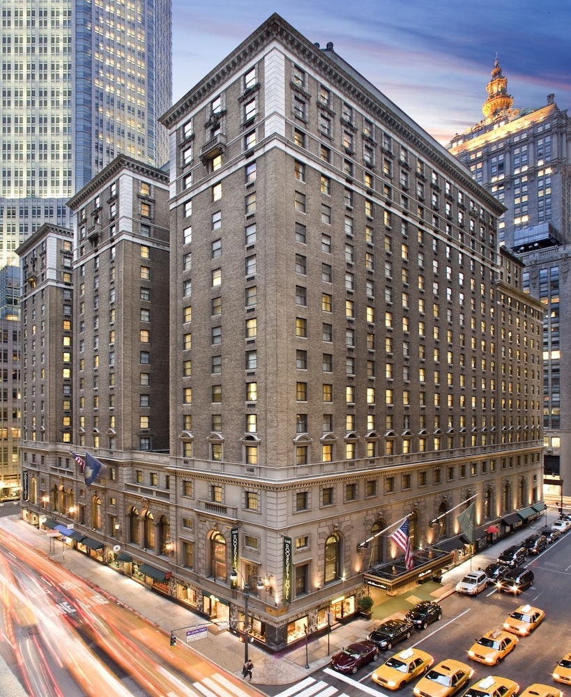 Hotels In New York City >> The Roosevelt Hotel New York City In New York Hotel Rates