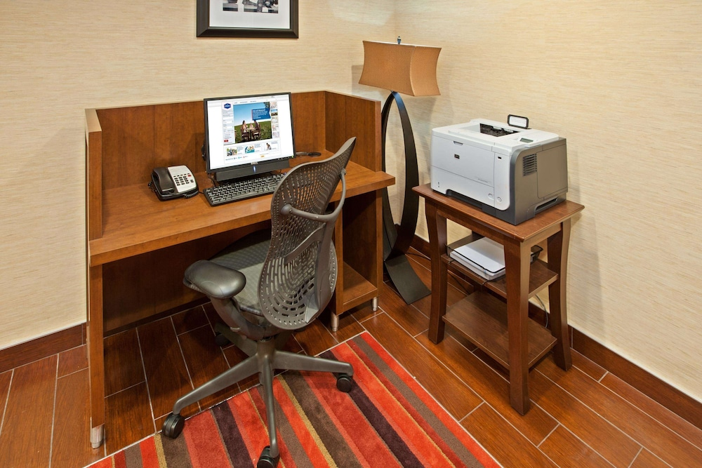 Business Center, Hampton Inn Joliet I-80