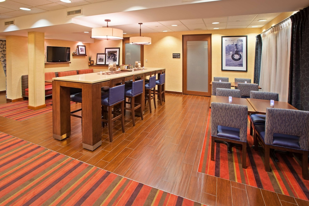 Reception, Hampton Inn Joliet I-80