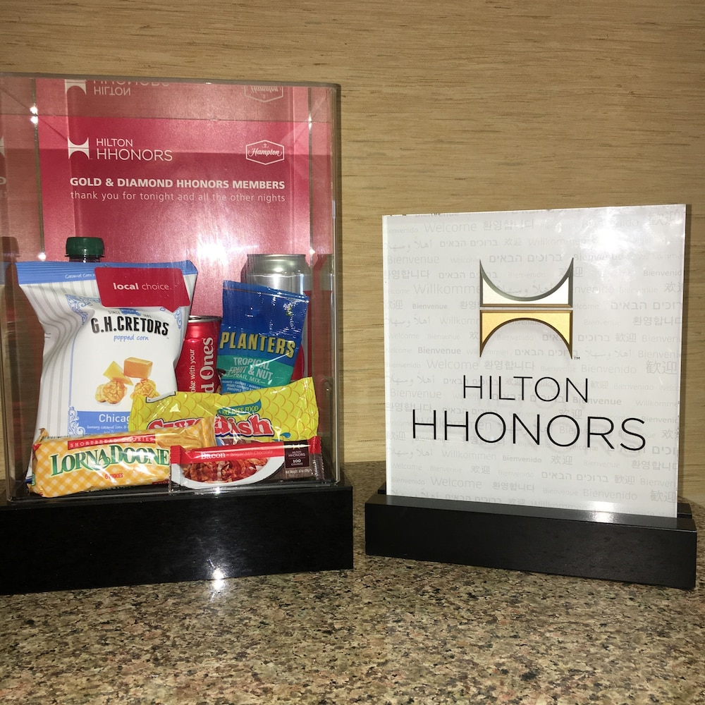 Property Amenity, Hampton Inn Joliet I-80