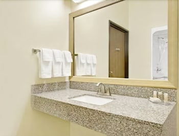 Bathroom, Days Inn by Wyndham Collinsville