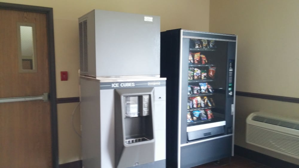Vending Machine, Days Inn by Wyndham Collinsville