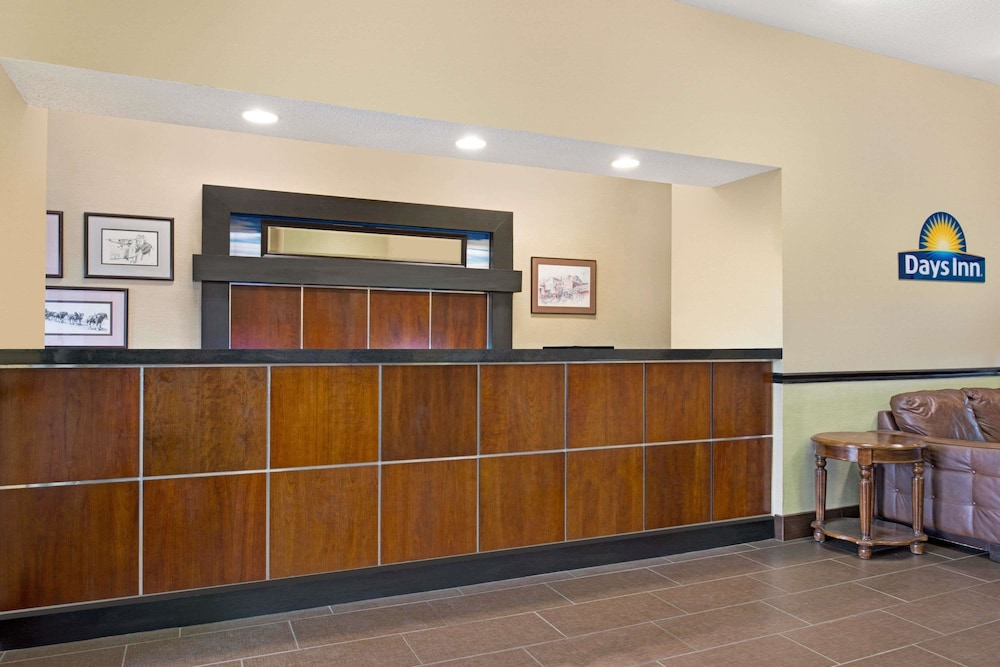 Lobby, Days Inn by Wyndham Collinsville