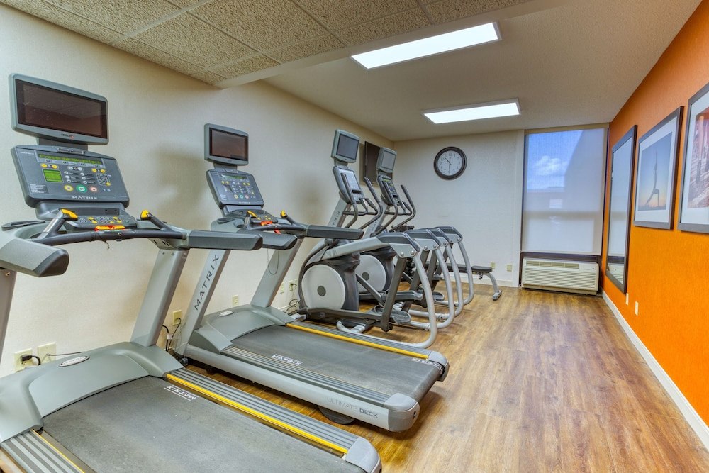Fitness Facility, Drury Inn & Suites St. Louis Collinsville