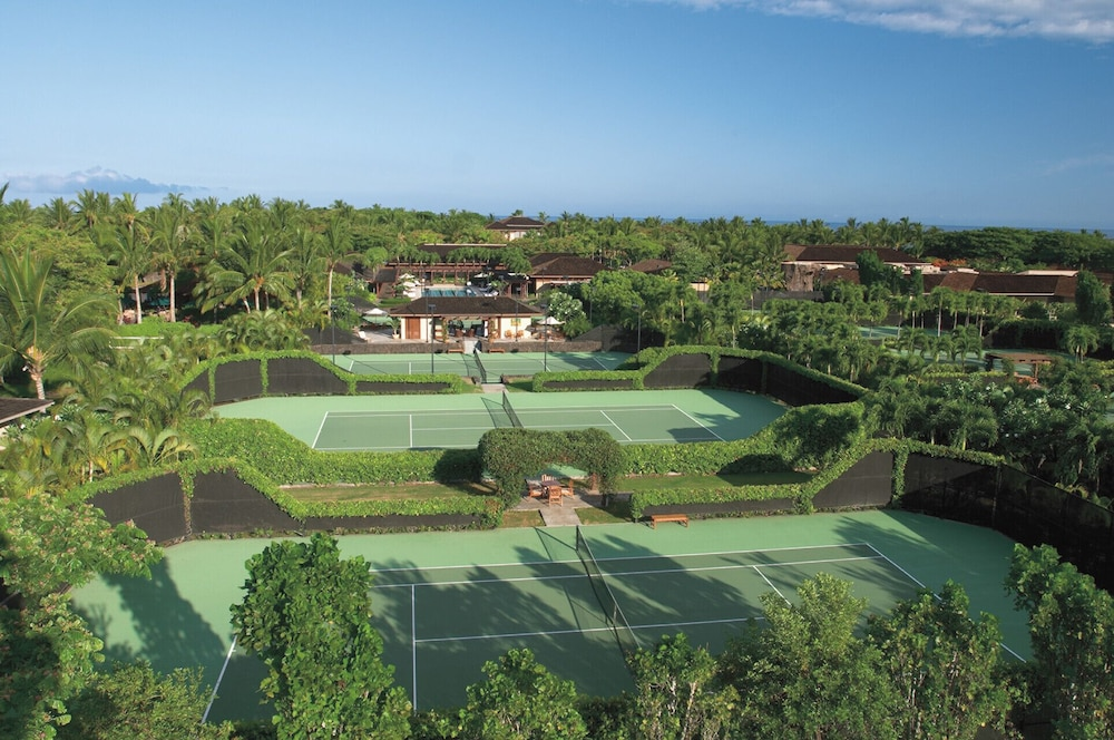 Sport Court, Four Seasons Resort Hualalai