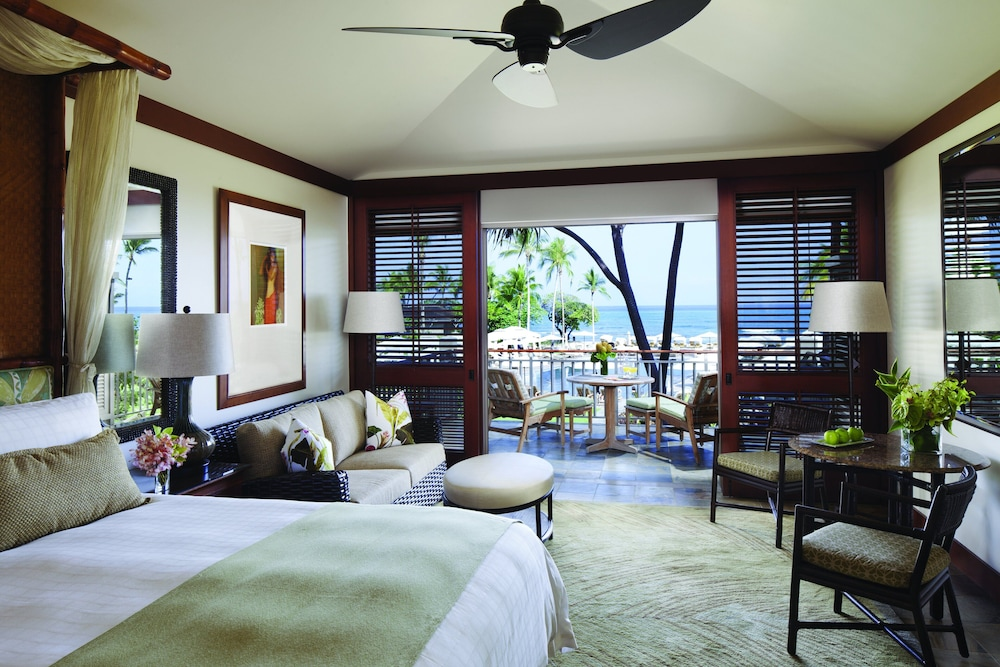 Room, Four Seasons Resort Hualalai