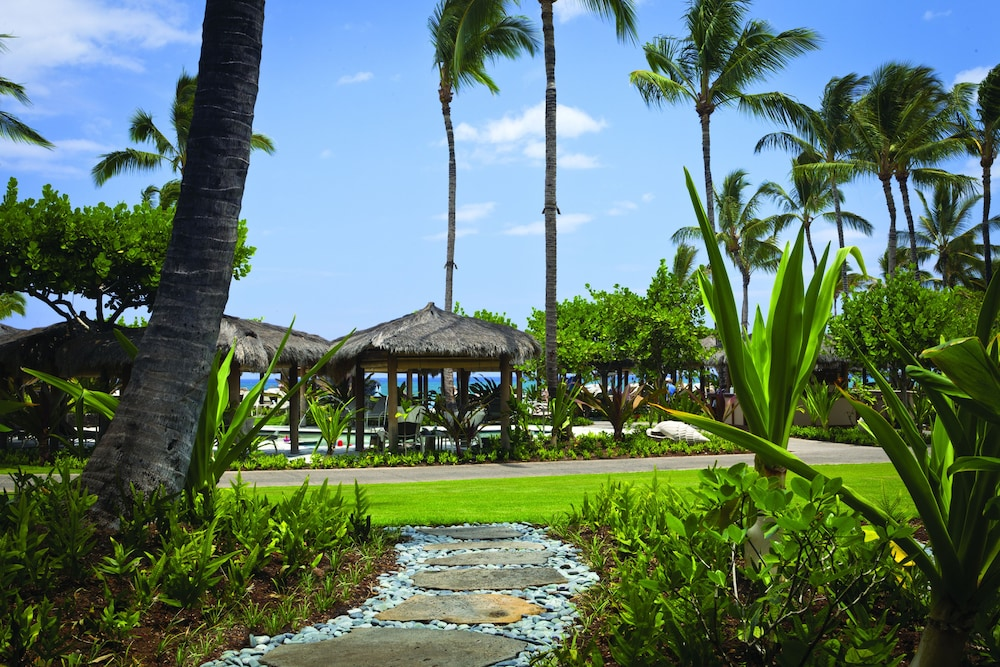 Property Grounds, Four Seasons Resort Hualalai