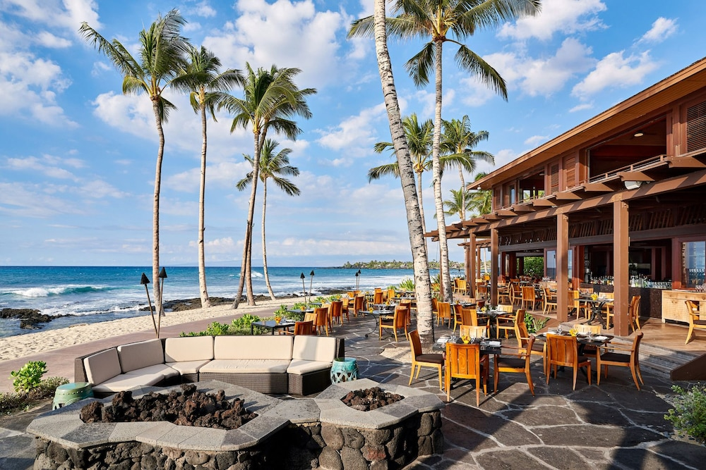 Restaurant, Four Seasons Resort Hualalai