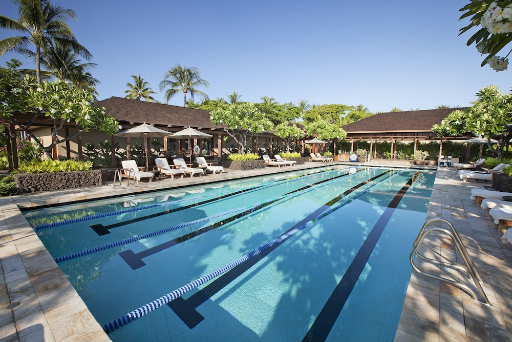 Fitness Facility, Four Seasons Resort Hualalai