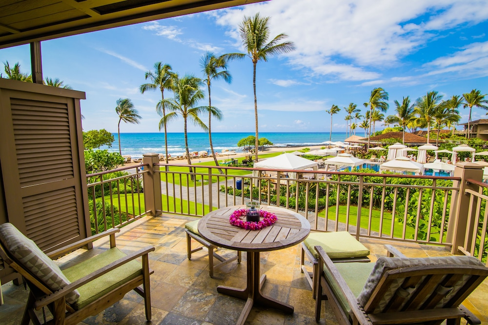 Balcony, Four Seasons Resort Hualalai