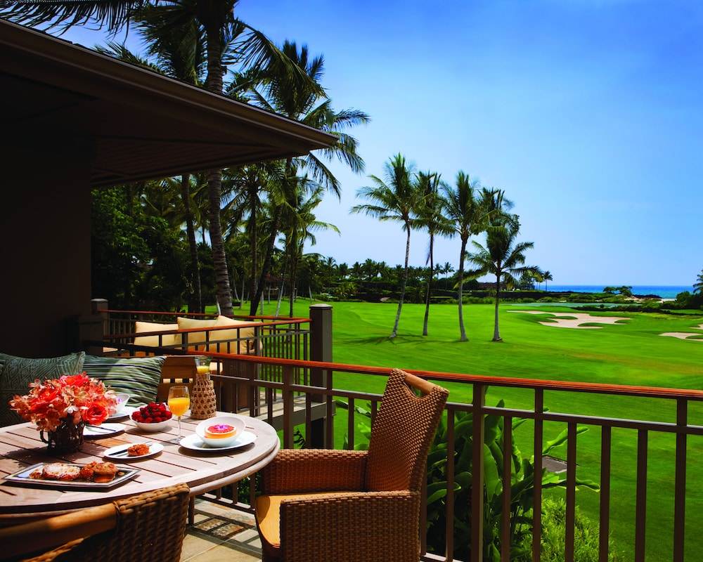Balcony View, Four Seasons Resort Hualalai