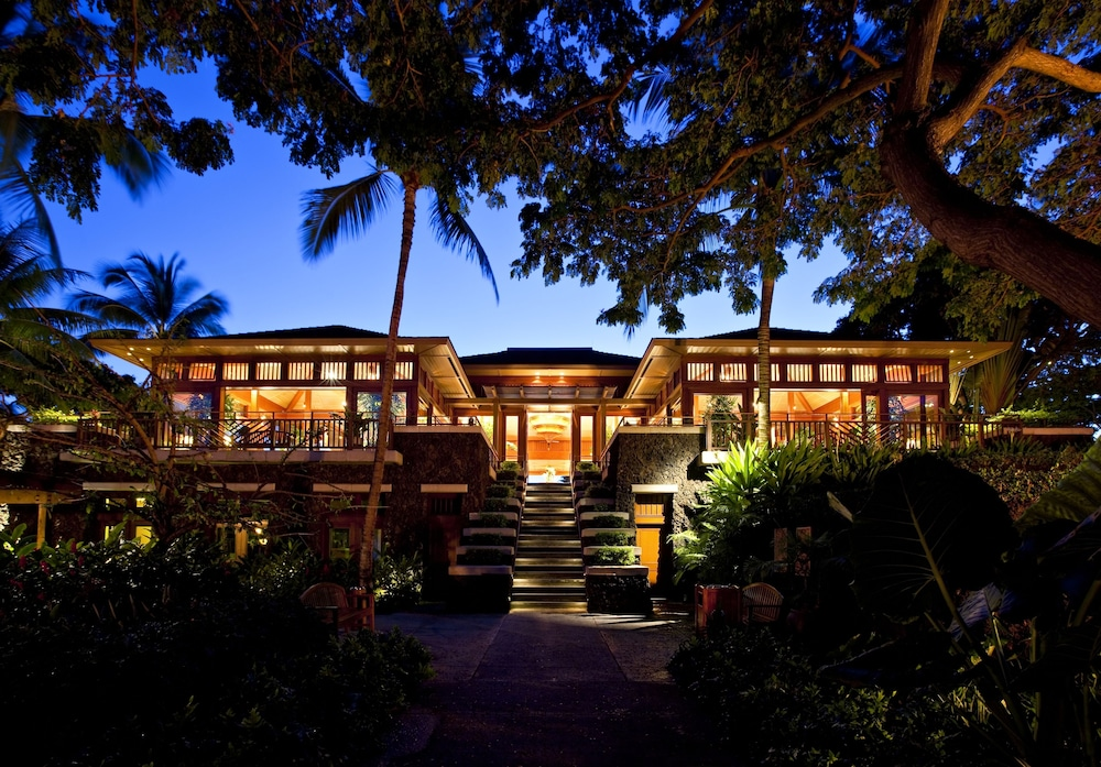 Lobby, Four Seasons Resort Hualalai