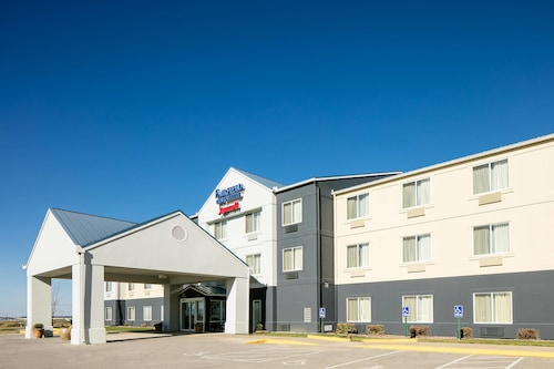 Fairfield Inn By Marriott Kansas City Airport