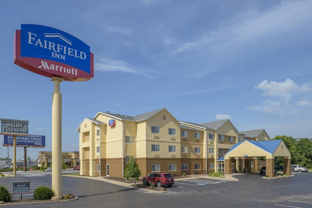 Fairfield Inn by Marriott Joplin in Joplin | Hotel Rates
