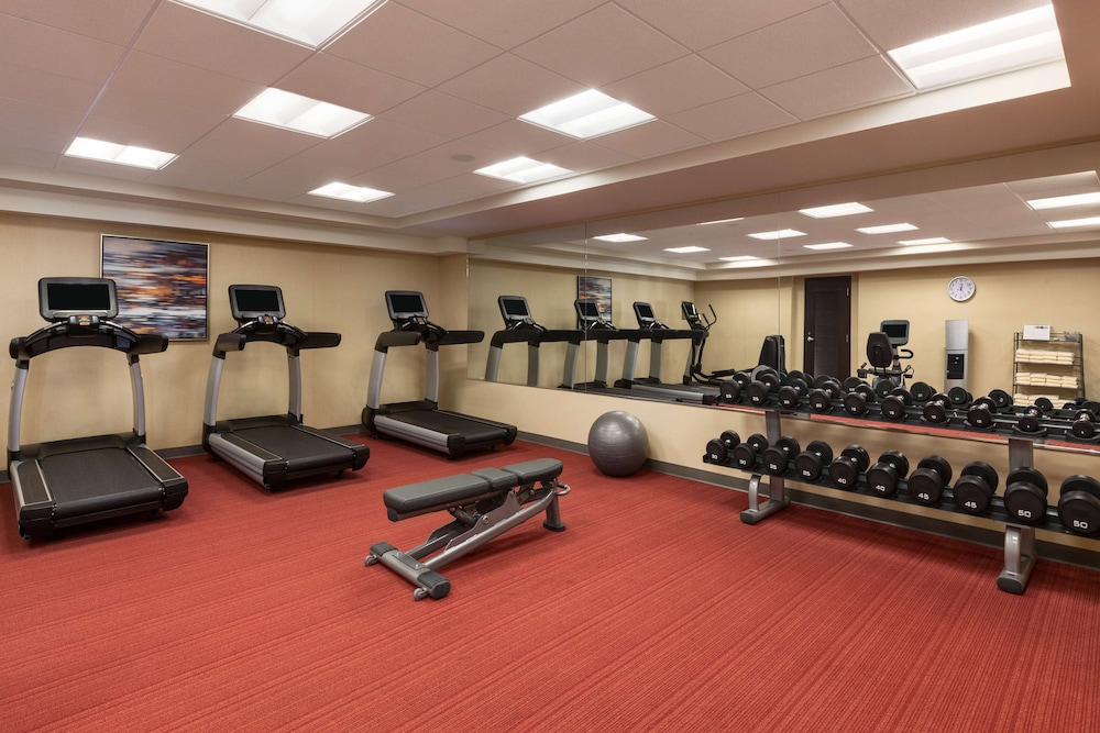 Fitness Facility, Hyatt Place Phoenix/Chandler-Fashion Center