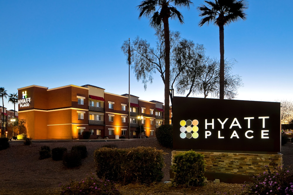 Front of Property, Hyatt Place Phoenix/Chandler-Fashion Center