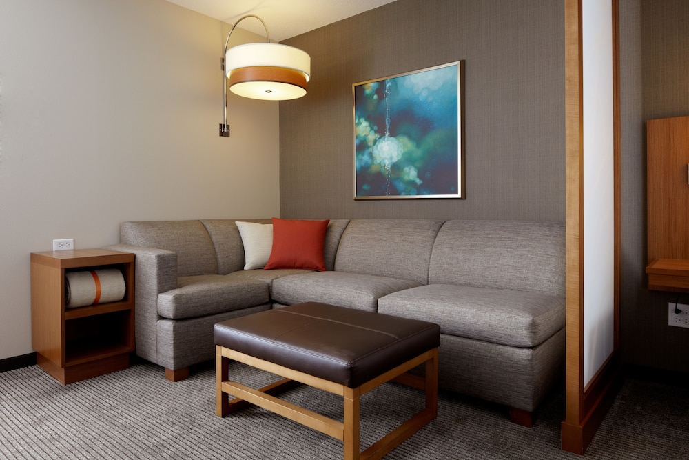 Living Area, Hyatt Place Phoenix/Chandler-Fashion Center