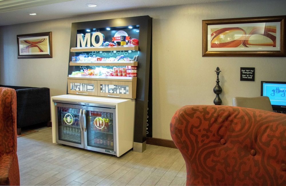 Snack Bar, Hampton Inn St. Louis/Chesterfield