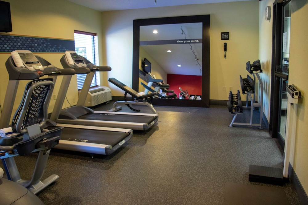 Fitness Facility, Hampton Inn St. Louis/Chesterfield