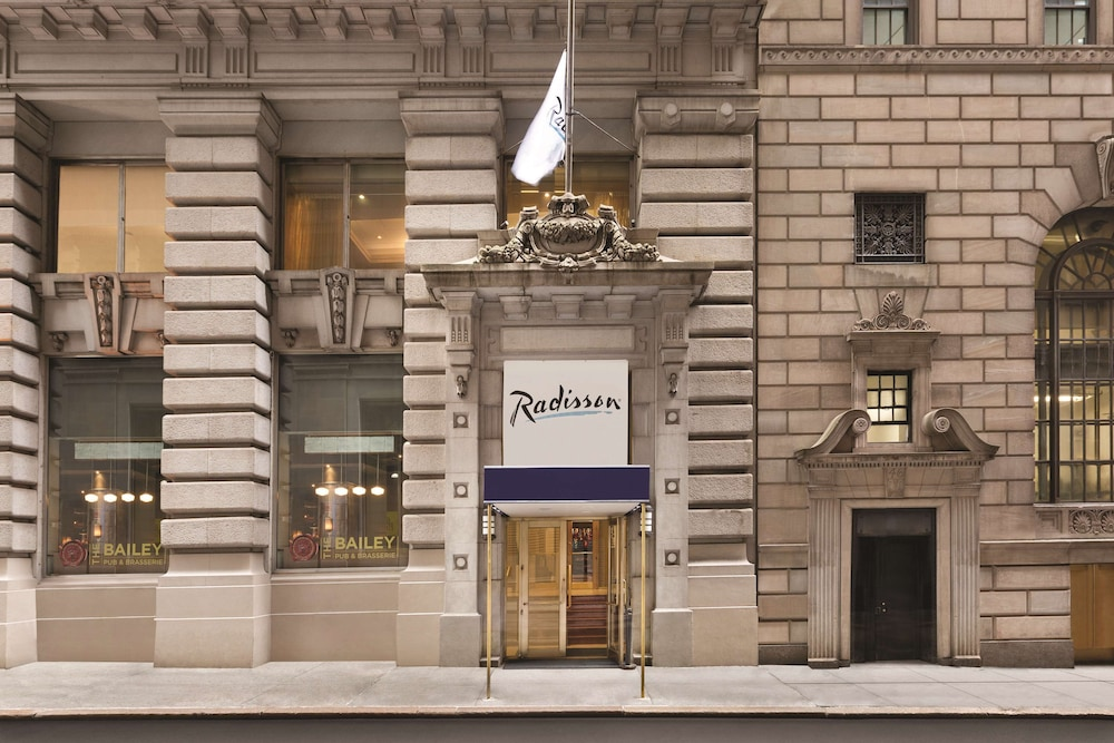 Featured Image, Radisson Hotel New York Wall Street