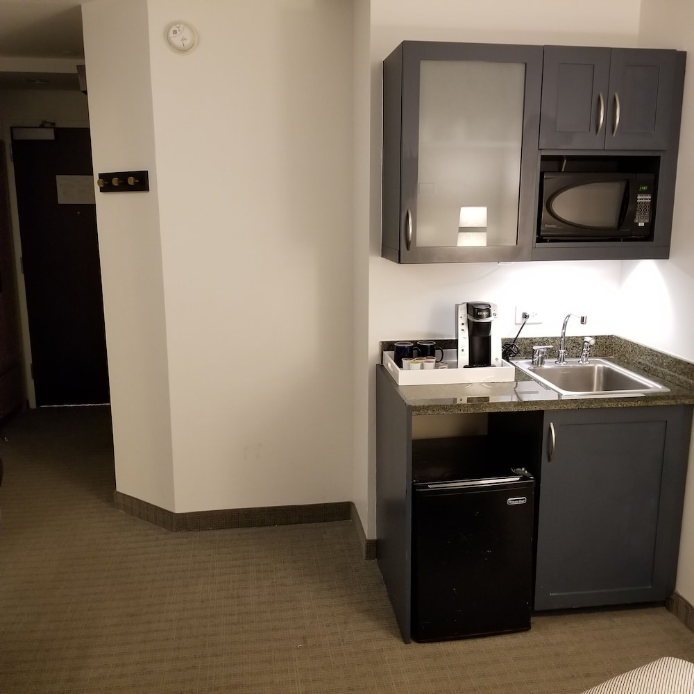 Private Kitchenette, Radisson Hotel New York Wall Street