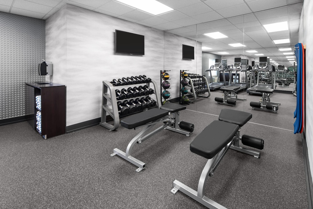 Fitness Facility, Fairfield Inn and Suites by Marriott Denver Airport