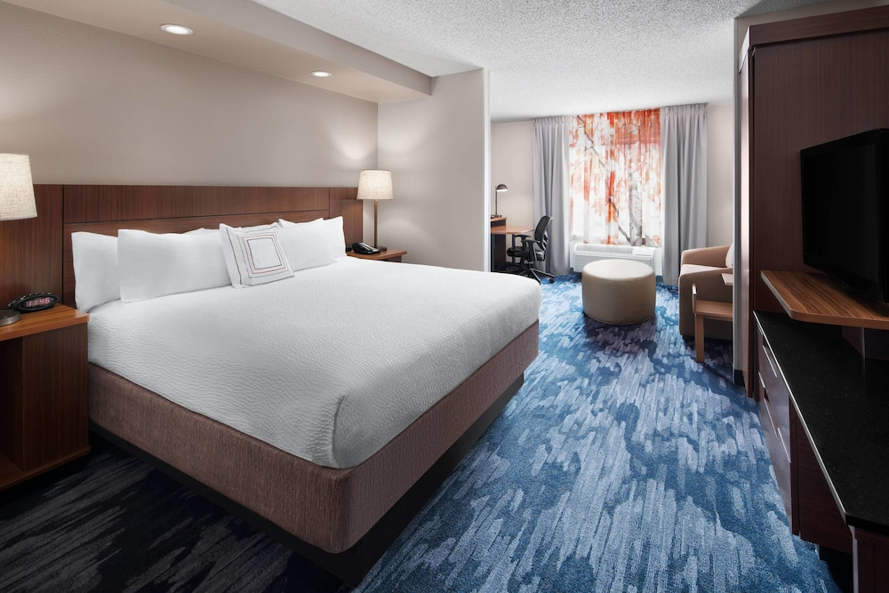 Room, Fairfield Inn and Suites by Marriott Denver Airport