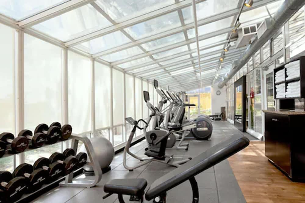 Fitness Facility, Embassy Suites by Hilton San Francisco Airport Waterfront