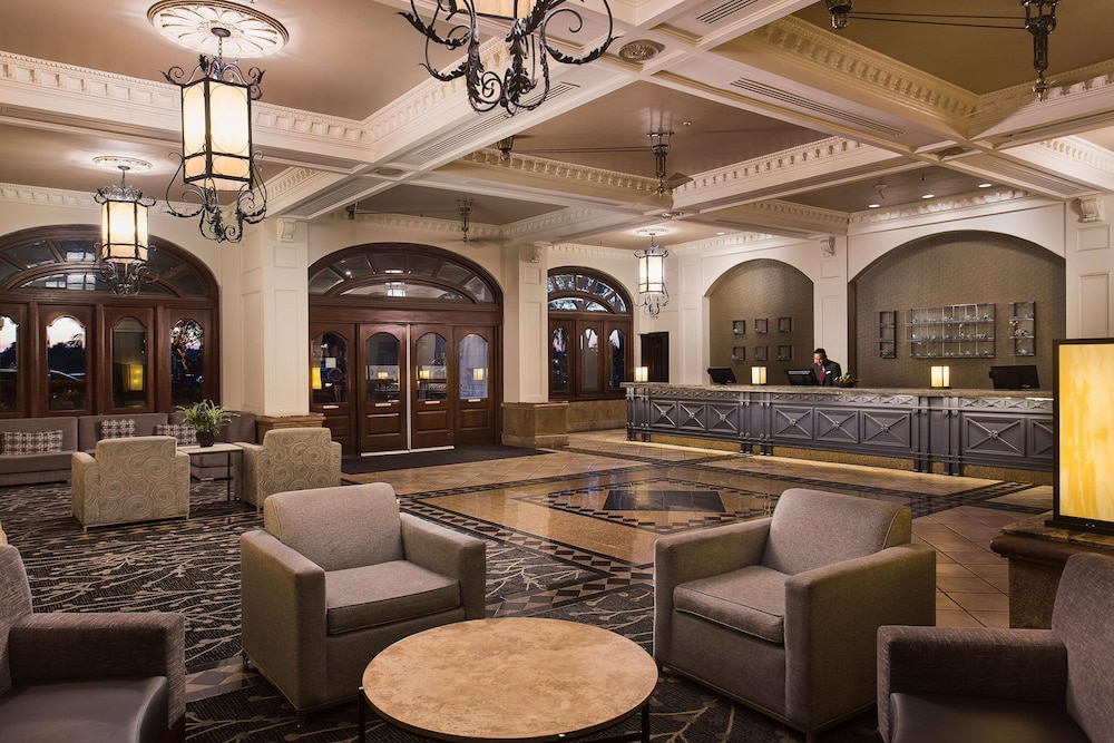 Reception, Embassy Suites by Hilton San Francisco Airport Waterfront