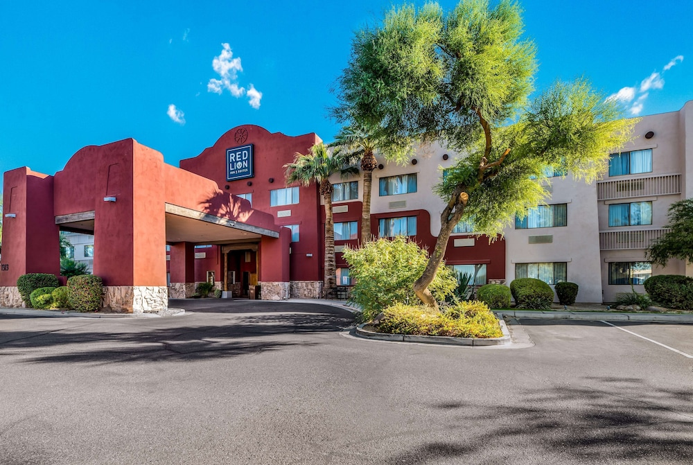 Exterior, Red Lion Inn & Suites Goodyear Phoenix