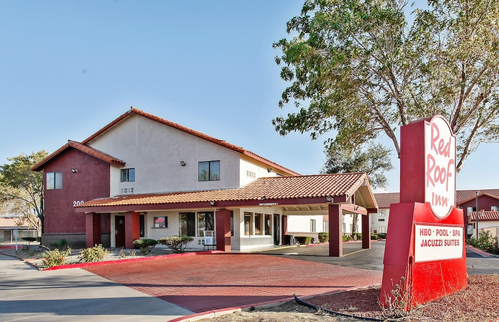 Exterior, Red Roof Inn Palmdale/Lancaster