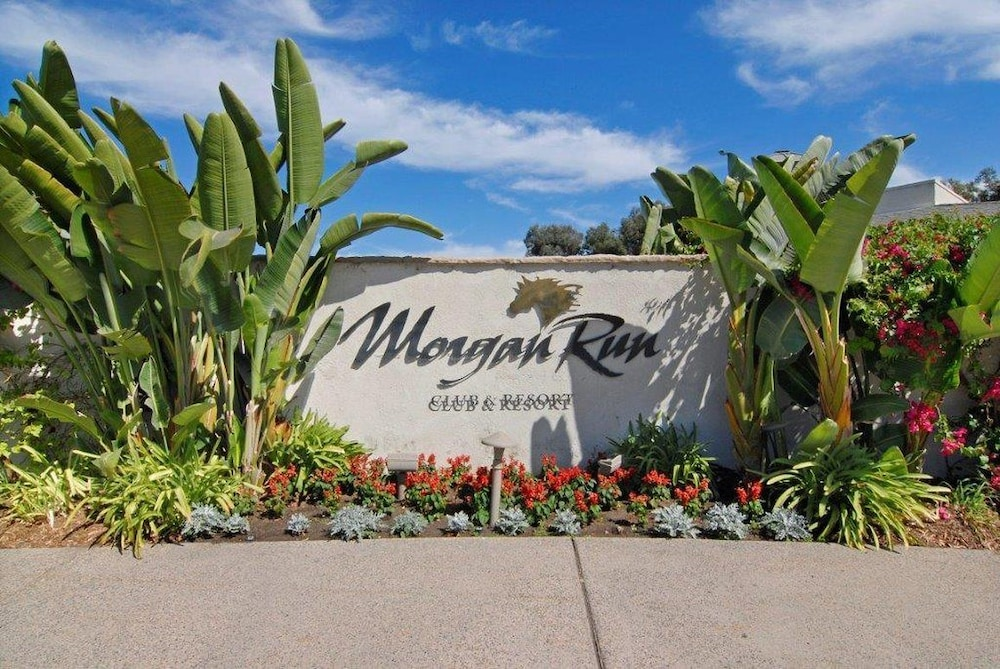 Property Entrance, Morgan Run Resort - Rancho Santa Fe / Del Mar