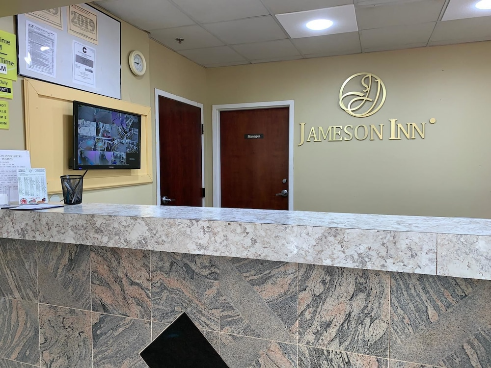 Check-in/Check-out Kiosk, Jameson Inn Conyers