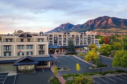 Boulder Marriott Hotel & Spa