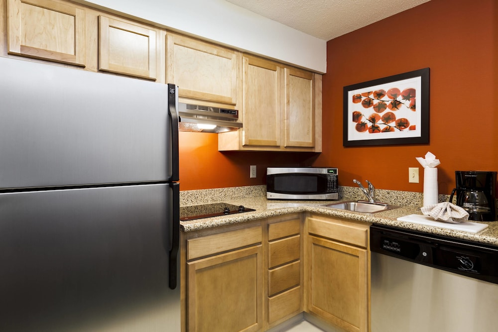 Private Kitchen, Residence Inn by Marriott Indianapolis Fishers