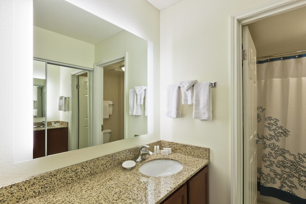 Bathroom, Residence Inn by Marriott Indianapolis Fishers