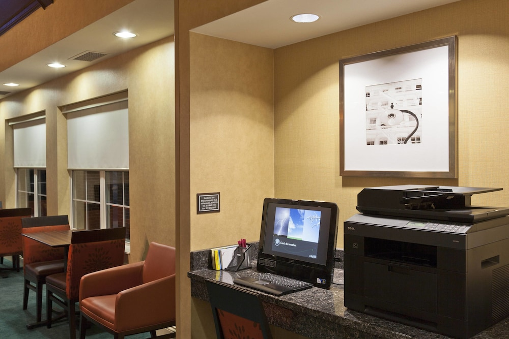 Business Center, Residence Inn by Marriott Indianapolis Fishers