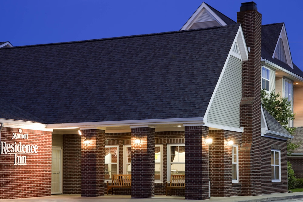 Exterior, Residence Inn by Marriott Indianapolis Fishers