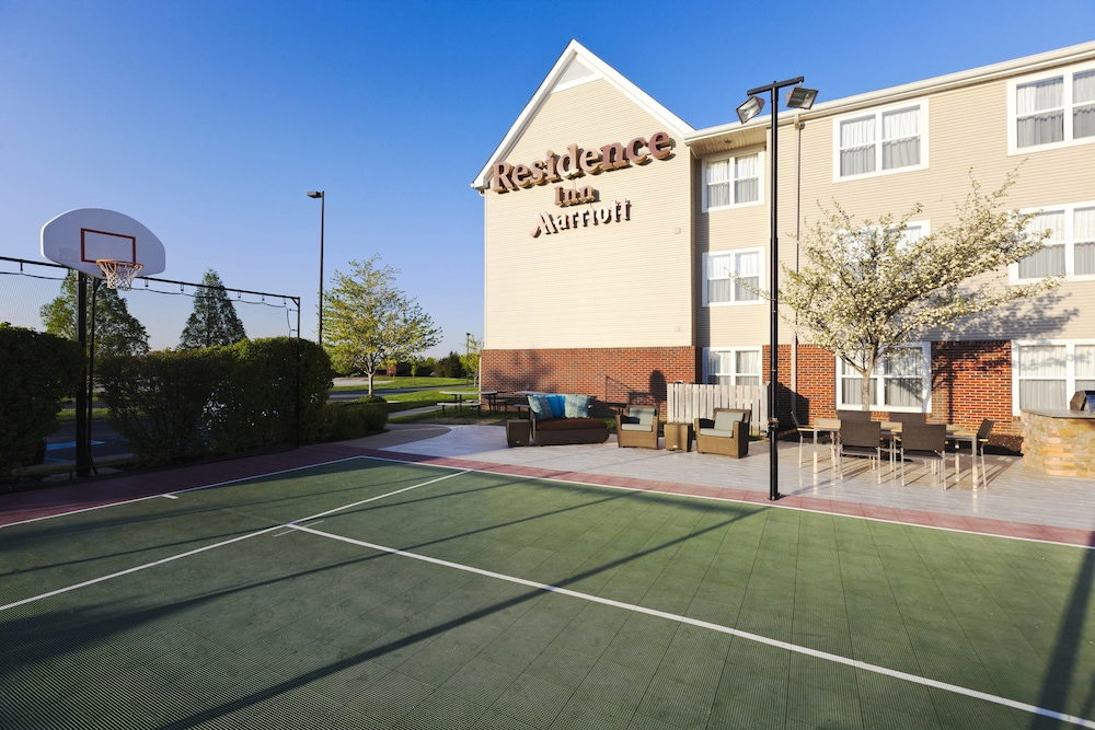 Tennis Court, Residence Inn by Marriott Indianapolis Fishers