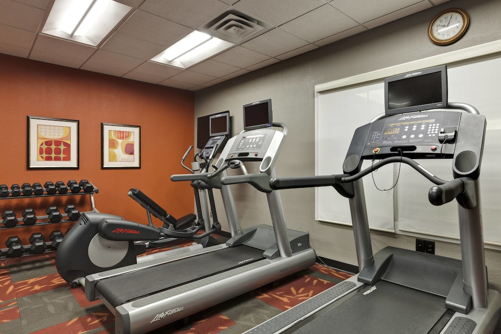 Fitness Facility, Residence Inn by Marriott Indianapolis Fishers