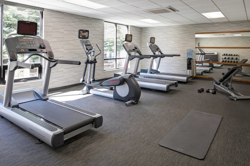 Fitness Facility, Courtyard by Marriott Anchorage Airport