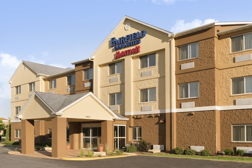 Exterior, Fairfield Inn & Suites Chicago Tinley Park