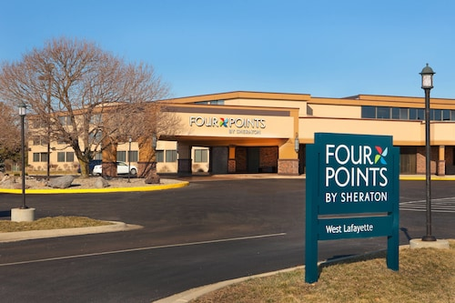 Great Place to stay Four Points by Sheraton West Lafayette near West Lafayette